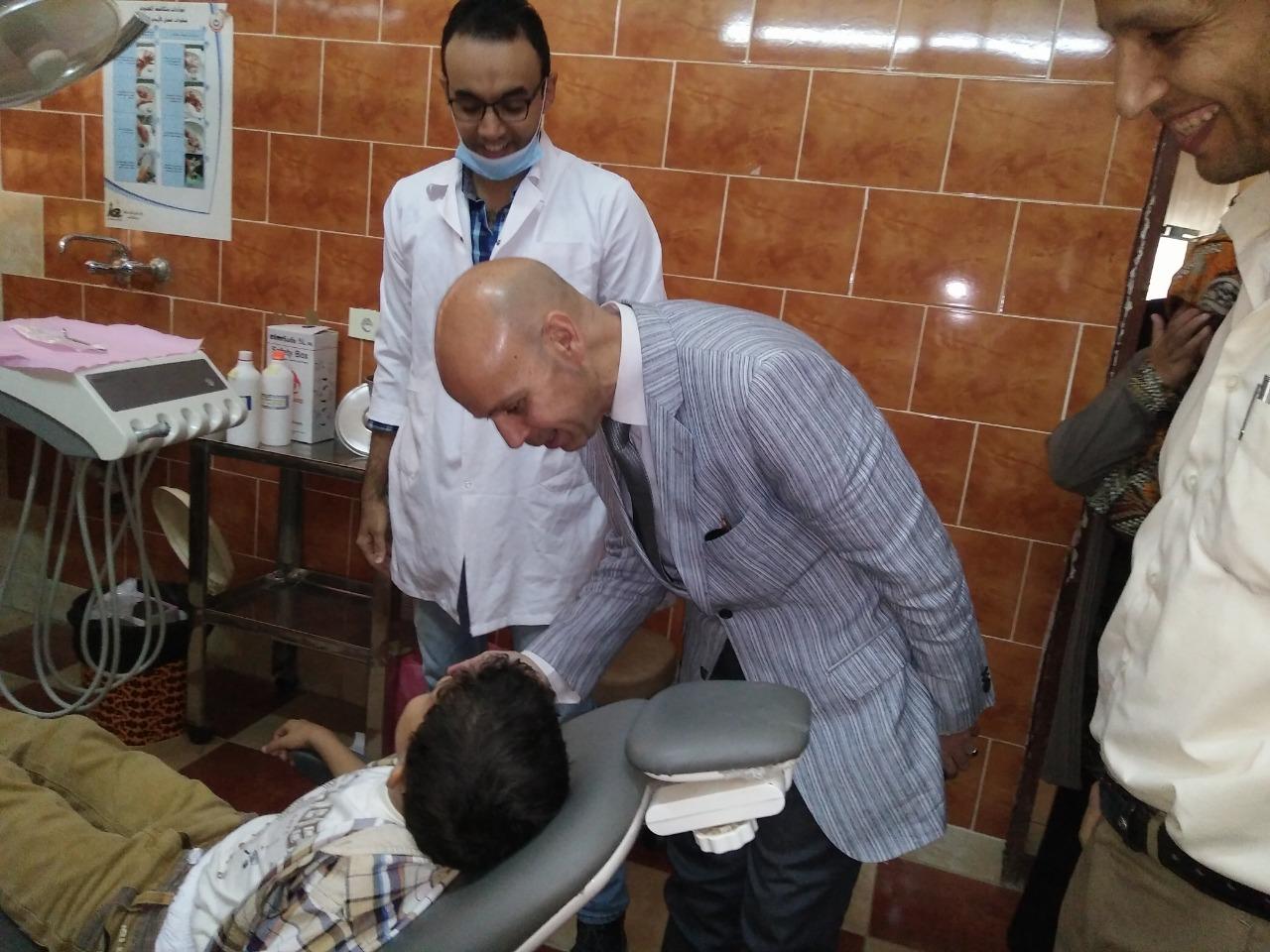 صحة الشرقية توقيع الكشف الطبى على أكثر من 2 مليون مواطن (1)