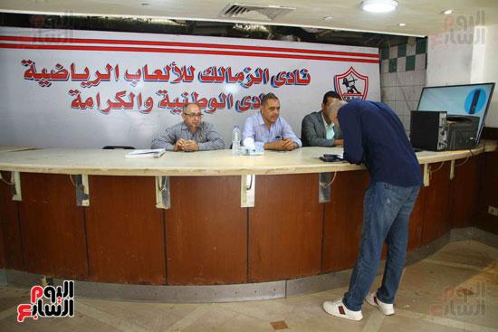 الزمالك يفتح باب الترشح بانتخاباته وأحمد عادل أول المتقدمين (6)