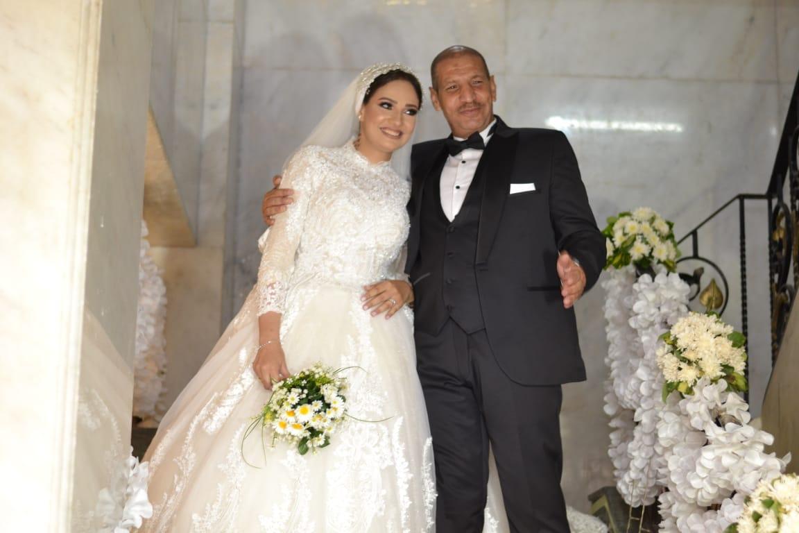 زفاف ابنة مدير منتخب الناشئين (4)