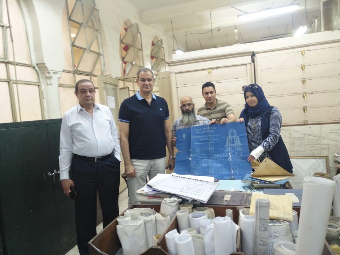 ترميم قصر البارون استعادة لأيقونة مصر الجديدة (3)