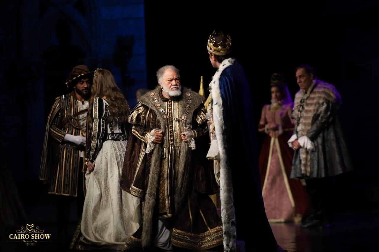 مسرحية الملك لير  (4)