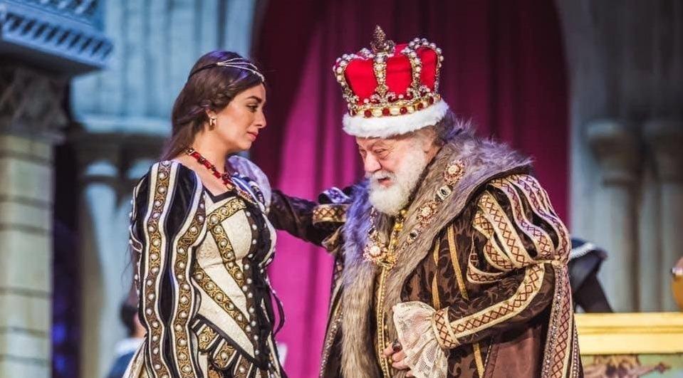 مسرحية الملك لير  (7)