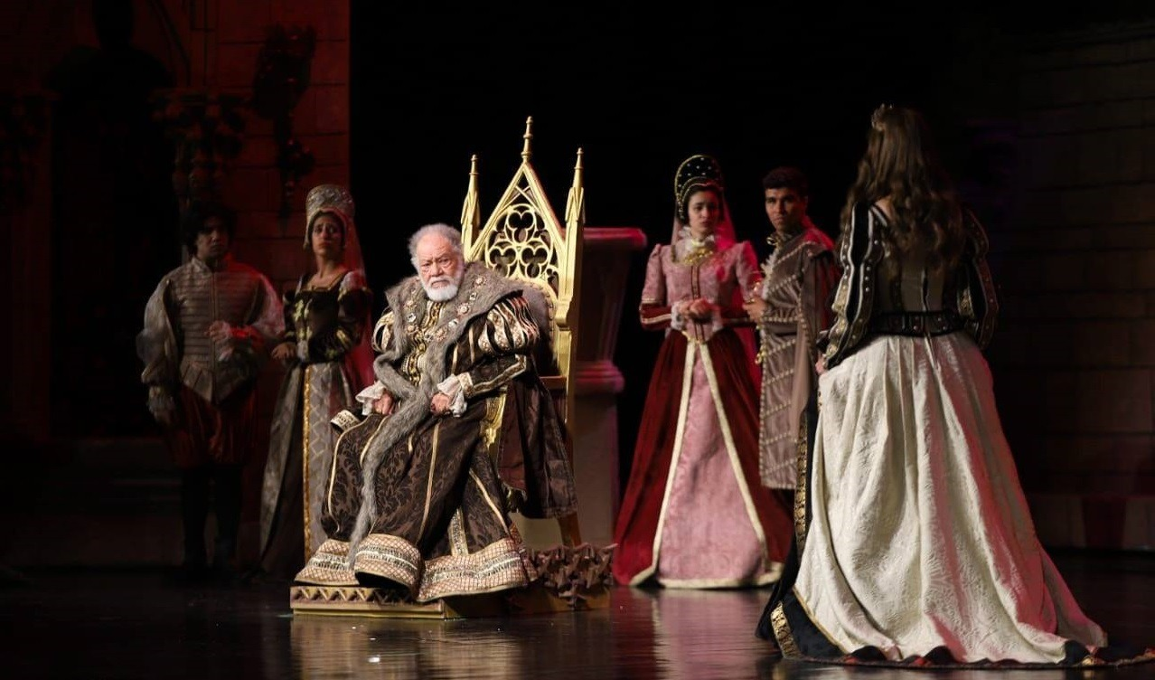 مسرحية الملك لير  (8)
