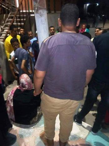 تفاصيل وفاة طالب داخل مستشفى بلبيس العام بالشرقية (5)