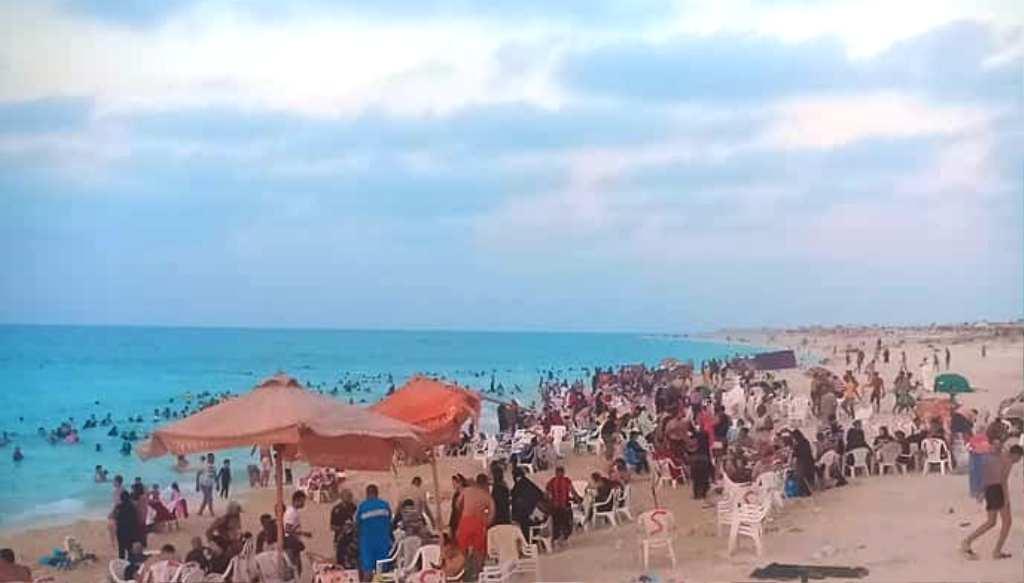 أشهر وأجمل شواطئ مدينة مرسى مطروح (1)
