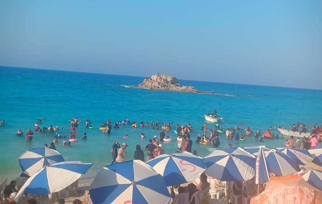 أشهر وأجمل شواطئ مدينة مرسى مطروح (2)