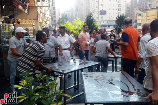 المطعم السورى بالاسكندرية (7)