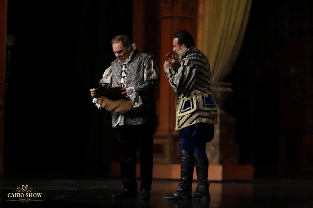 مسرحية الملك لير  (5)