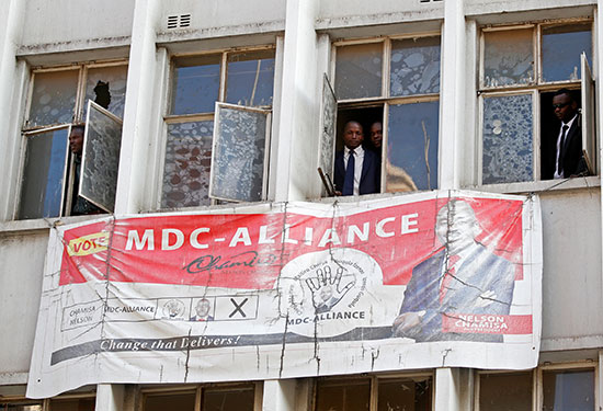 احتجاجات-زيمبابوى-(4)