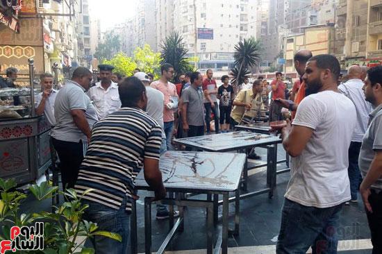 المطعم السورى بالاسكندرية (1)