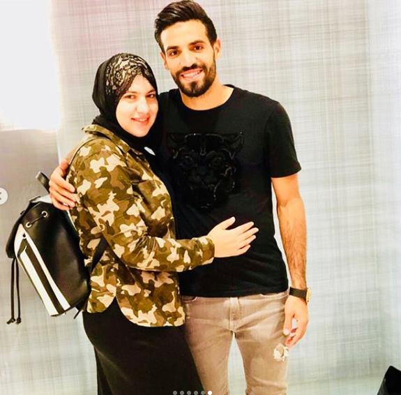 اسلام محارب وزوجته