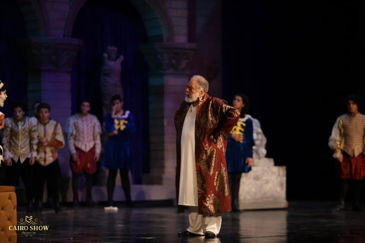 مسرحية الملك لير  (1)