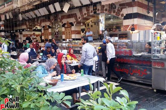 المطعم السورى بالاسكندرية (4)