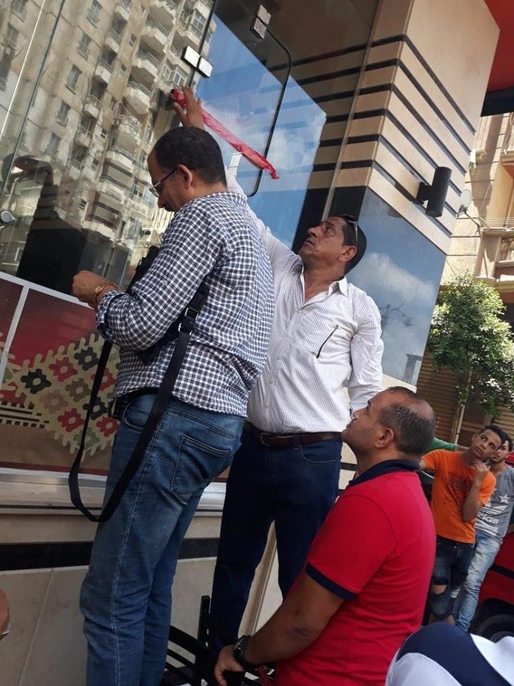 غلق مطعم بالاسكندرية (2)