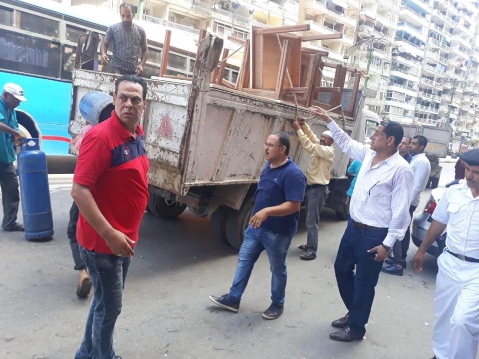 غلق مطعم بالاسكندرية (8)