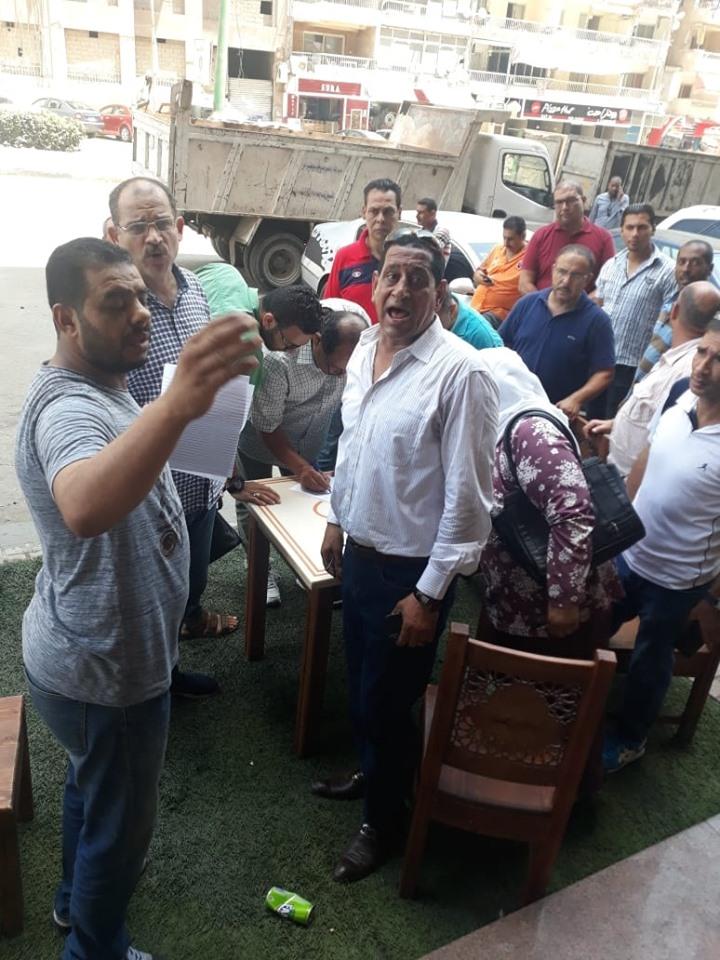 غلق مطعم بالاسكندرية (5)