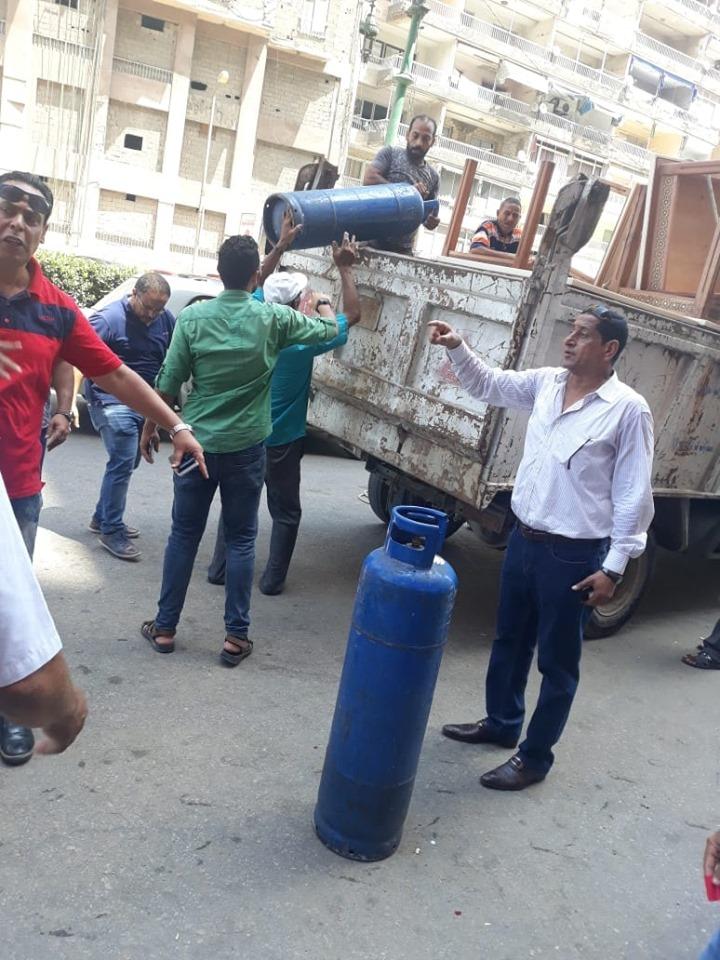 غلق مطعم بالاسكندرية (9)