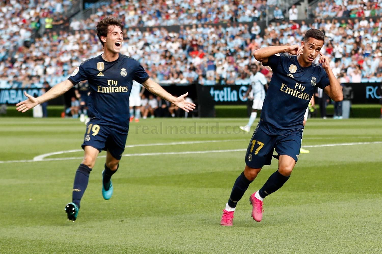 مباراة ريال مدريد وسيلتا فيجو