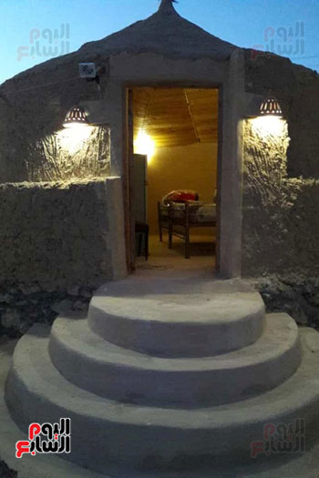 مركز العلاج بحمامات الرمال