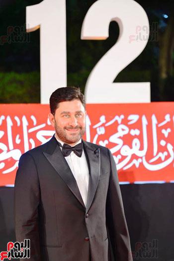 افتتاح  المهرجان القومي للمسرح بدار الاوبرا (3)
