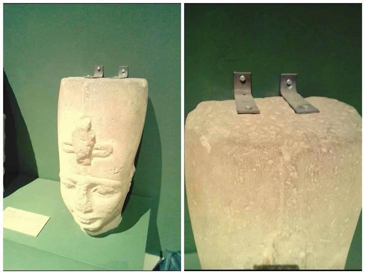 تمثال المسمار فى سوهاج