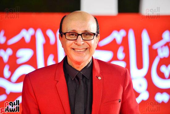 افتتاح  المهرجان القومي للمسرح بدار الاوبرا (21)