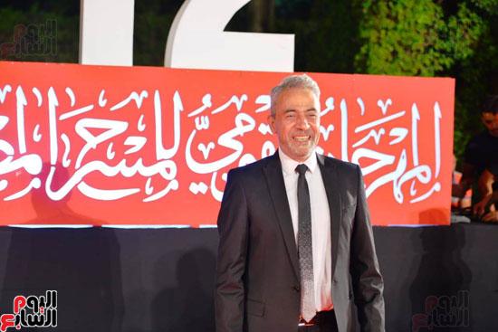 افتتاح  المهرجان القومي للمسرح بدار الاوبرا (10)