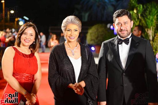 افتتاح  المهرجان القومي للمسرح بدار الاوبرا (6)