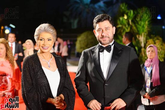 افتتاح  المهرجان القومي للمسرح بدار الاوبرا (20)