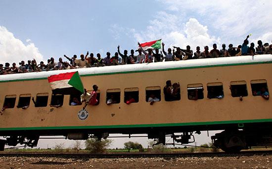 احتفالات-فى-السودان-(1)