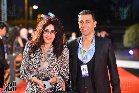 افتتاح  المهرجان القومي للمسرح بدار الاوبرا (4)