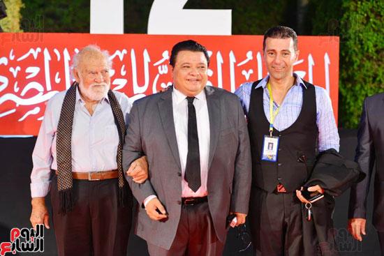 افتتاح  المهرجان القومي للمسرح بدار الاوبرا (5)