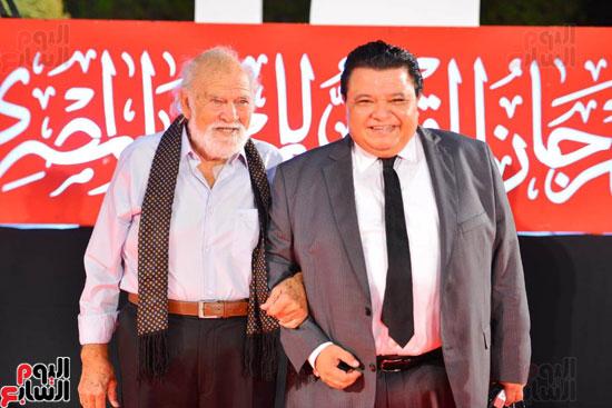 افتتاح  المهرجان القومي للمسرح بدار الاوبرا (24)