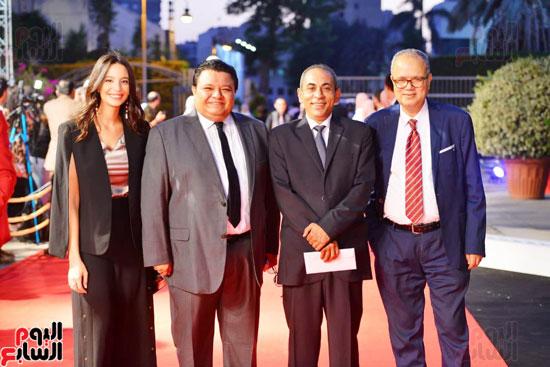 افتتاح  المهرجان القومي للمسرح بدار الاوبرا (15)