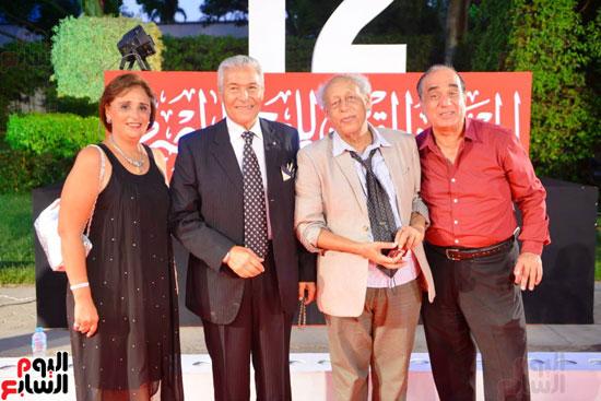 افتتاح  المهرجان القومي للمسرح بدار الاوبرا (22)