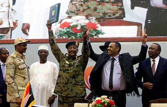 احتفالات-السودان-(9)