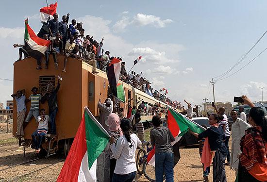 احتفالات-السودان-(8)