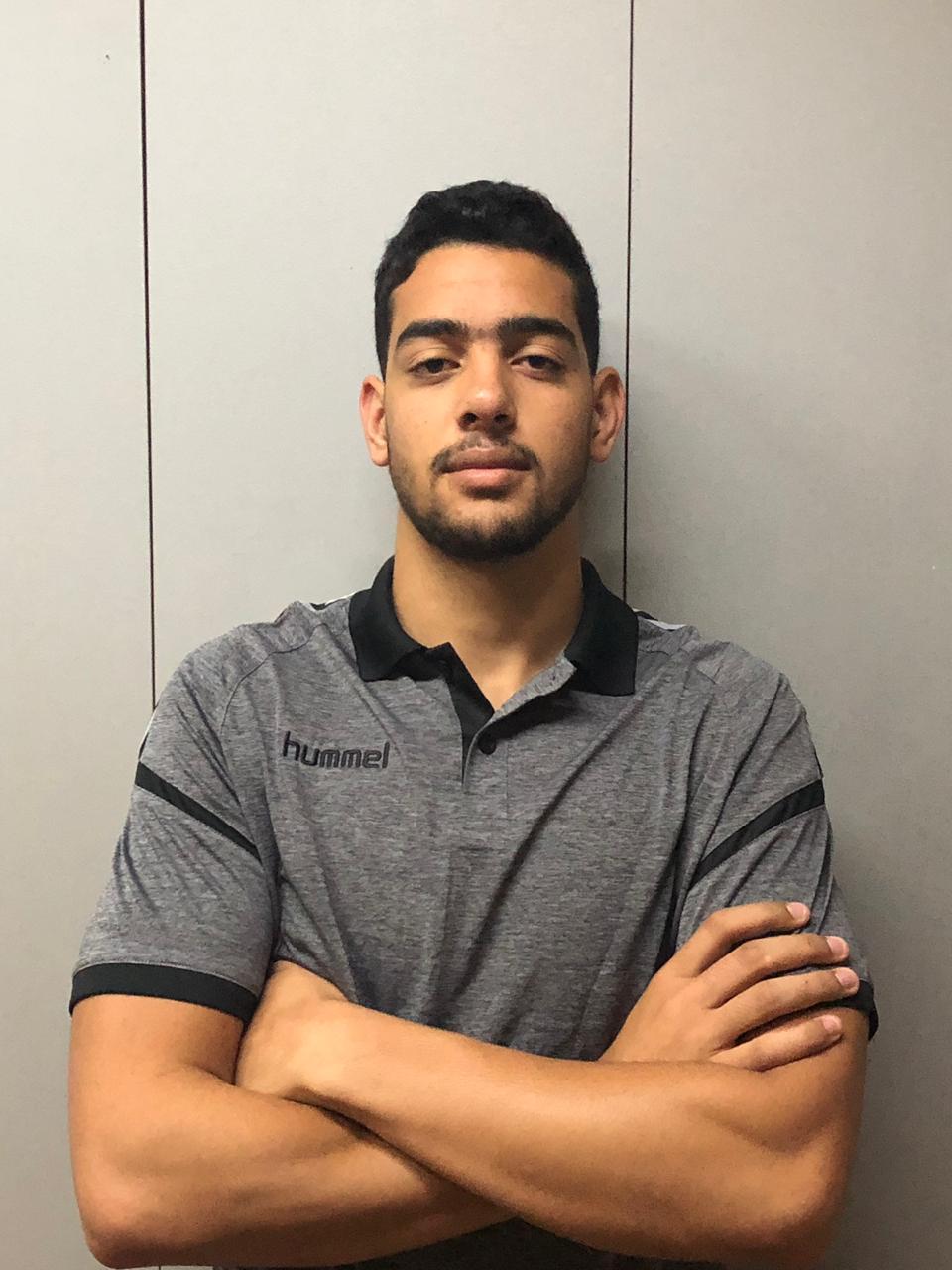 احمد هشام لاعب هيلبوبوليس