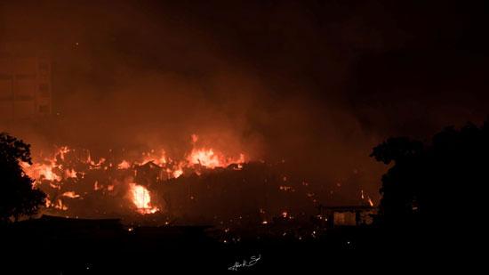 حريق-بنجلاديش