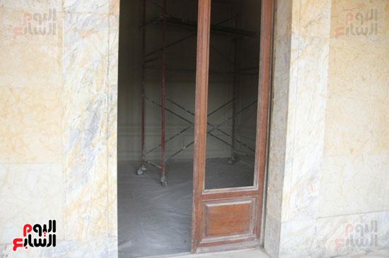إحدى غرف القصر