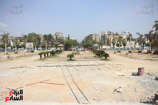 ساحة القصر