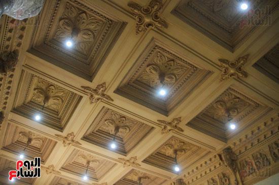 سقف قصر البارون