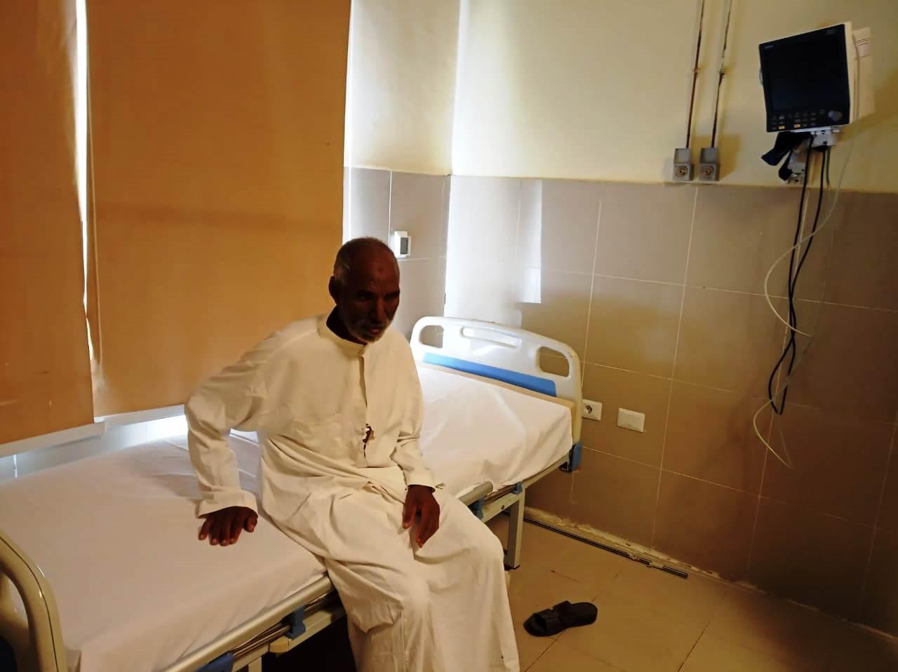 المريض داخل المستشفى (2)