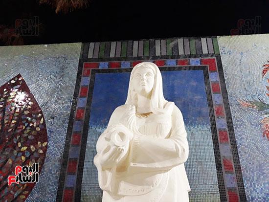 3-تمثال-فى-منطقة-الجدريات