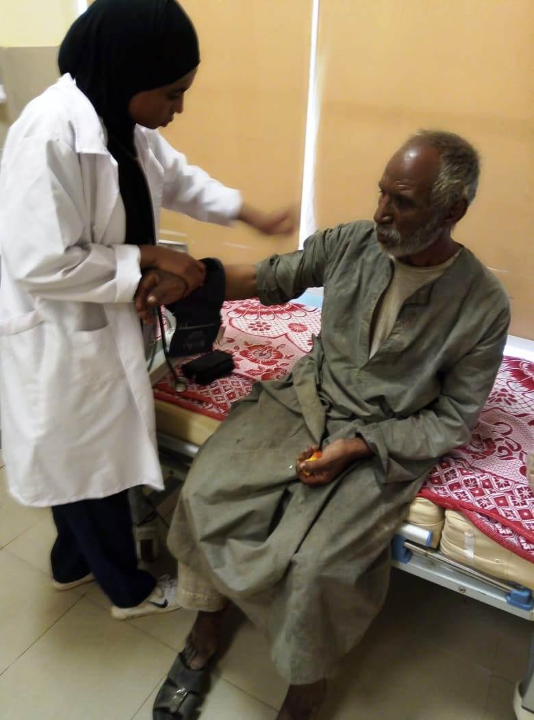 المريض داخل المستشفى (4)