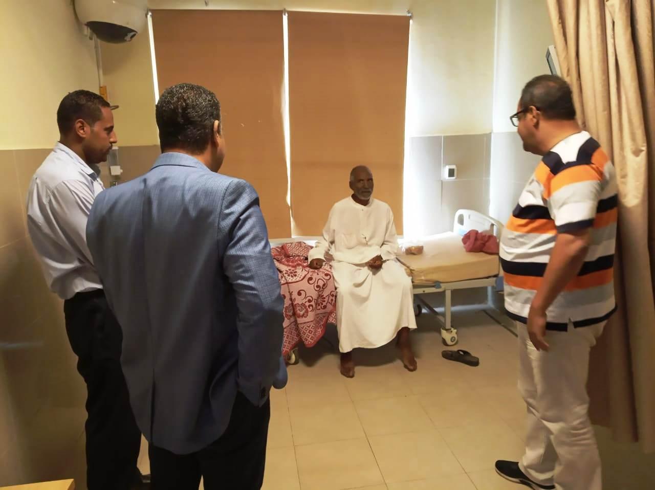 المريض داخل المستشفى (3)