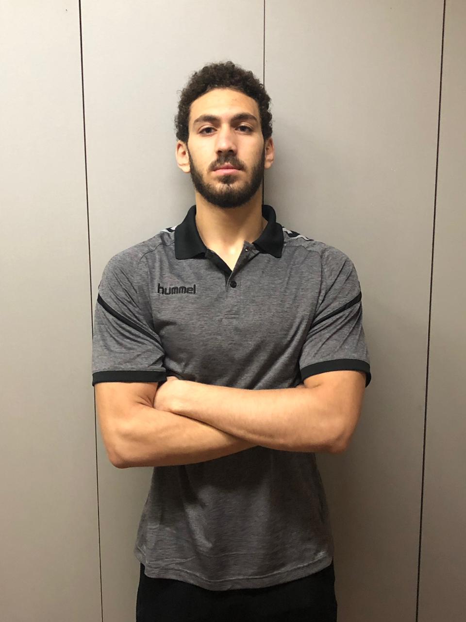 ياسر محمد لاعب الاهلى