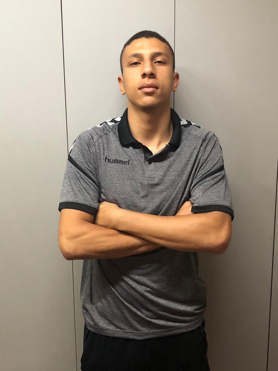محمد سمير لاعب الزمالك