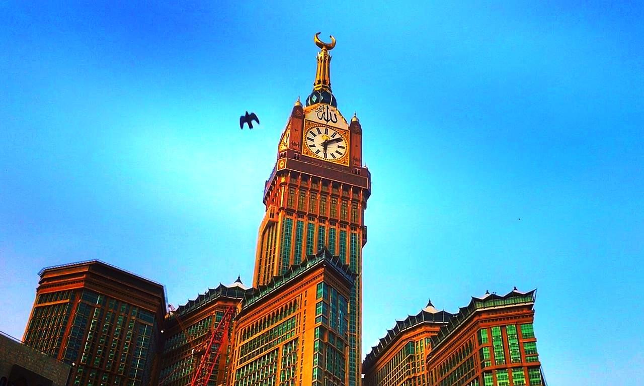 برج الساعة بمكة المكرمة