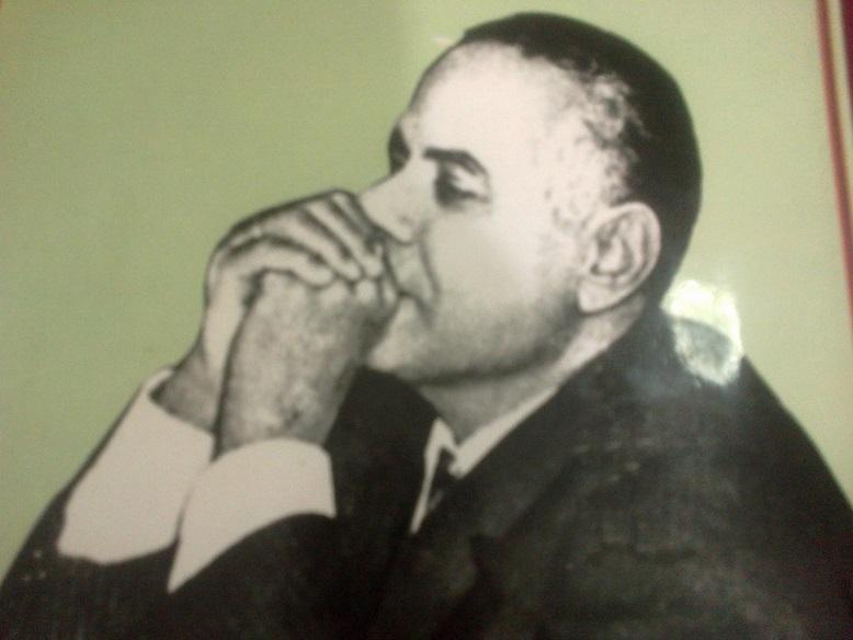 الدكتور إبراهيم ابو النج ا مؤسس جامعة المنصورة